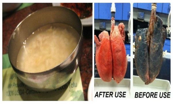 if you smoke more than 5 years this recipe will easily
