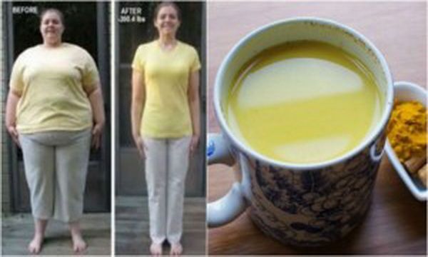 Lose 5 Kg In Just 1 Week With This Incredible Tea Healthy Food Vision