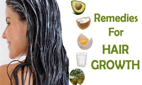 Natural Food For Hair Growth And Thickness