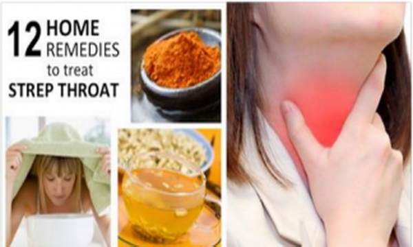 12 Easy And Natural Home Remedies To Treat A Strep Throat Infection