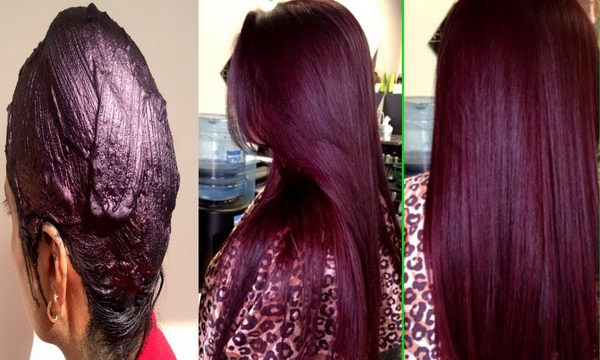 Colour Your Hair Naturally At Home 100 Natural