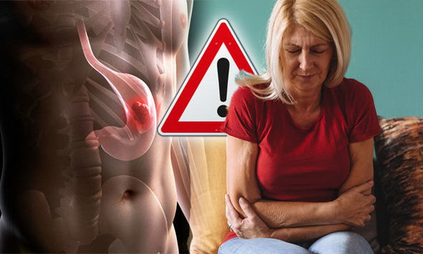 8 Early Warning Signs Of Stomach Cancer You Really